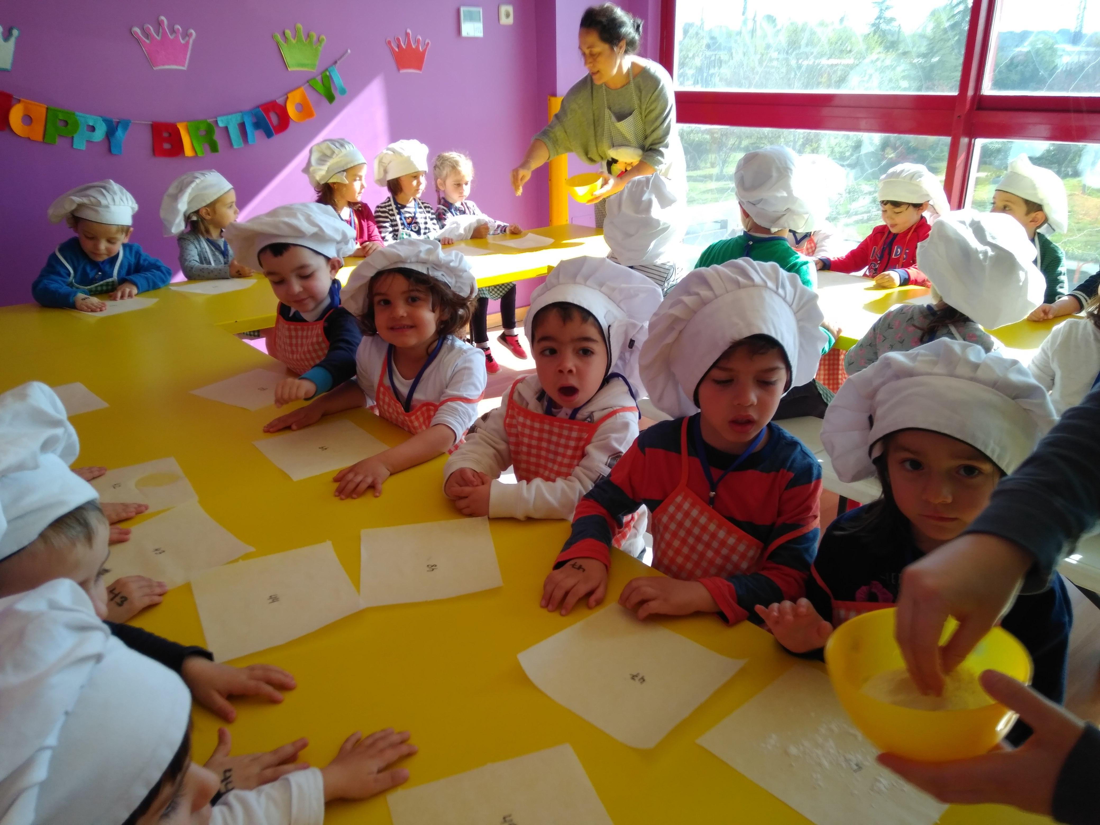 Excursión Escuela de cocina 32