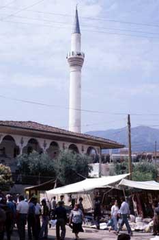 Mezquita de Karacasu, Turquía