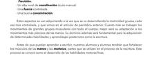 INFANTIL 3 AÑOS - SIN MATERIA - LA MOTRICIDAD FINA