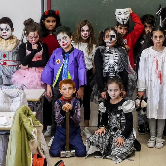 Ceip Ágora Halloween 2019 13