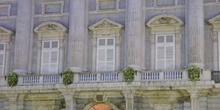 Fachada del Palacio Real, Madrid