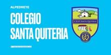 Colegio Santa Quiteria desde el aire