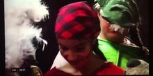 Entrevista Obra de teatro Peter Pan