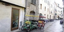 Bicicletas, Lucca