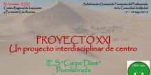 PROYECTO XXI. UN PROYECTO INTERDISCIPLINAR DE CENTRO