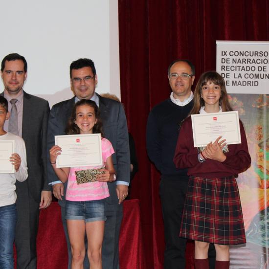 Entrega de los premios del IX Concurso de Narración y Recitado de Poesía 30