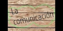 PRIMARIA 6º - LA COMUNICACIÓN - VALERIA E IRENE