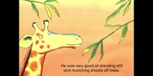 Giraffes can`t dance