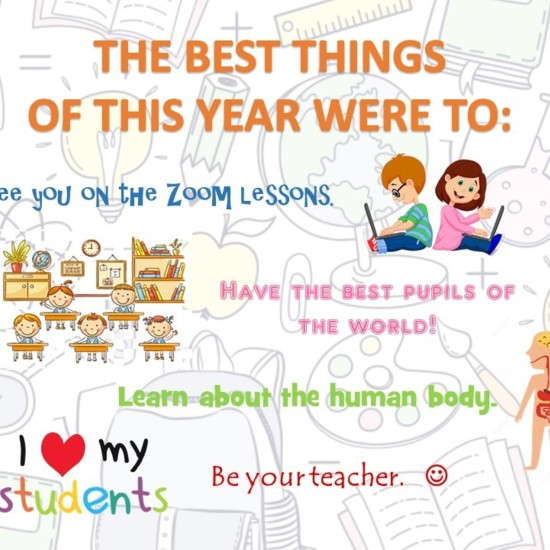 THE BEST THINGS OF THIS SCHOOL YEAR