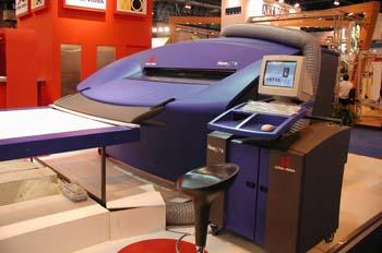 Impresión digital sistema pressjet de scitex