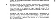 CIRCULAR DE LA VICECONSEJERÍA DE POLÍTICA EDUCATIVA SOBRE LA CONSTITUCIÓN Y RENOVACIÓN DE LOS CONSEJOS ESCOLARES DE LOS CENTROS DOCENTES SOSTENIDOS CON FONDOS PÚBLICOS (CURSO 2020/2021)