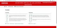 Acceso  Secretaría Virtual-Proceso de Admisión