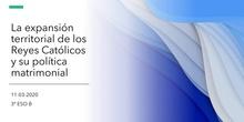 Clase de 3ºB IES Las Rozas I (11-03-2020)