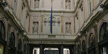 Galerías Reales, Bruselas, Bélgica