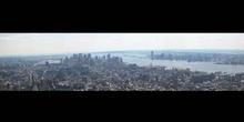 Panorámica de Nueva York desde rascacielos