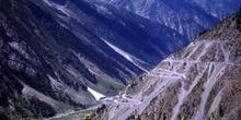 Paso de montaña de Zoji-La entre Ladakh y Cachemira (2), Jammu y