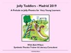 Presentación Toddlers by Beki Wilson