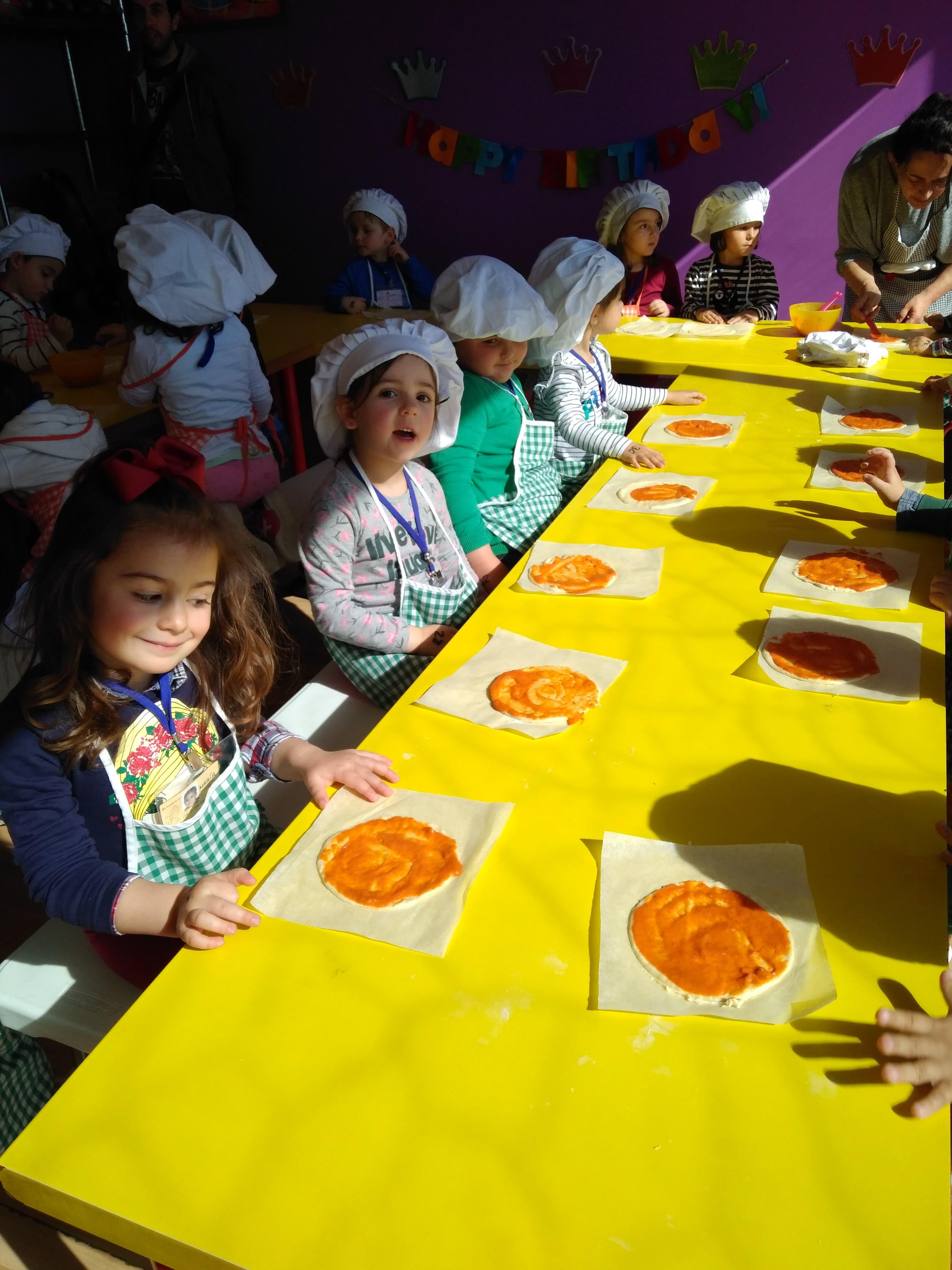 Excursión Escuela de cocina 36