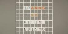 10 años de Educación Bilingüe en la Comunidad de Madrid