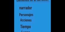 PRIMARIA - 5º - TEXTOS NARRATIVOS - LENGUA - NICOLÁS