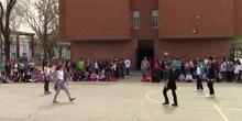 Actuaciones de 6º Educación Física 2014/15 (V)