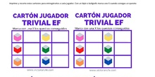Cartones trivial