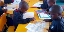 2019_10_10_Biblioteca de Kumwenya School_CEIP FDLR_Las Rozas 6
