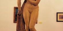 Escultura, Museo de Historia y Cultura - Cáceres