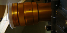 Objetivo de proyector de 35 mm