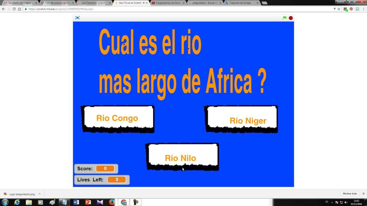 Cómo Crear Un Juego De Preguntas Y Respuestas En Scratch Mediateca De Educamadrid