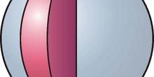 Huso esférico y cuña esférica