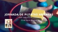 PRESENTACION JORNADA DE PUERTAS ABIERTAS