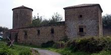 Torre Muñiz y el palacio medieval de Olloniego, Principado de As