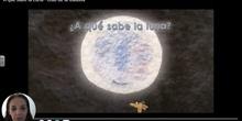 Cuento :¿A qué sabe la luna?