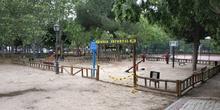 La pandemia en los parques infantiles