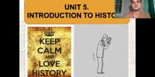 INTRODUCTION TO HISTORY