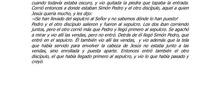 CELEBRAMOS LA PASCUA 5º
