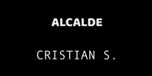 20-Alcalde Cristian S. 2020