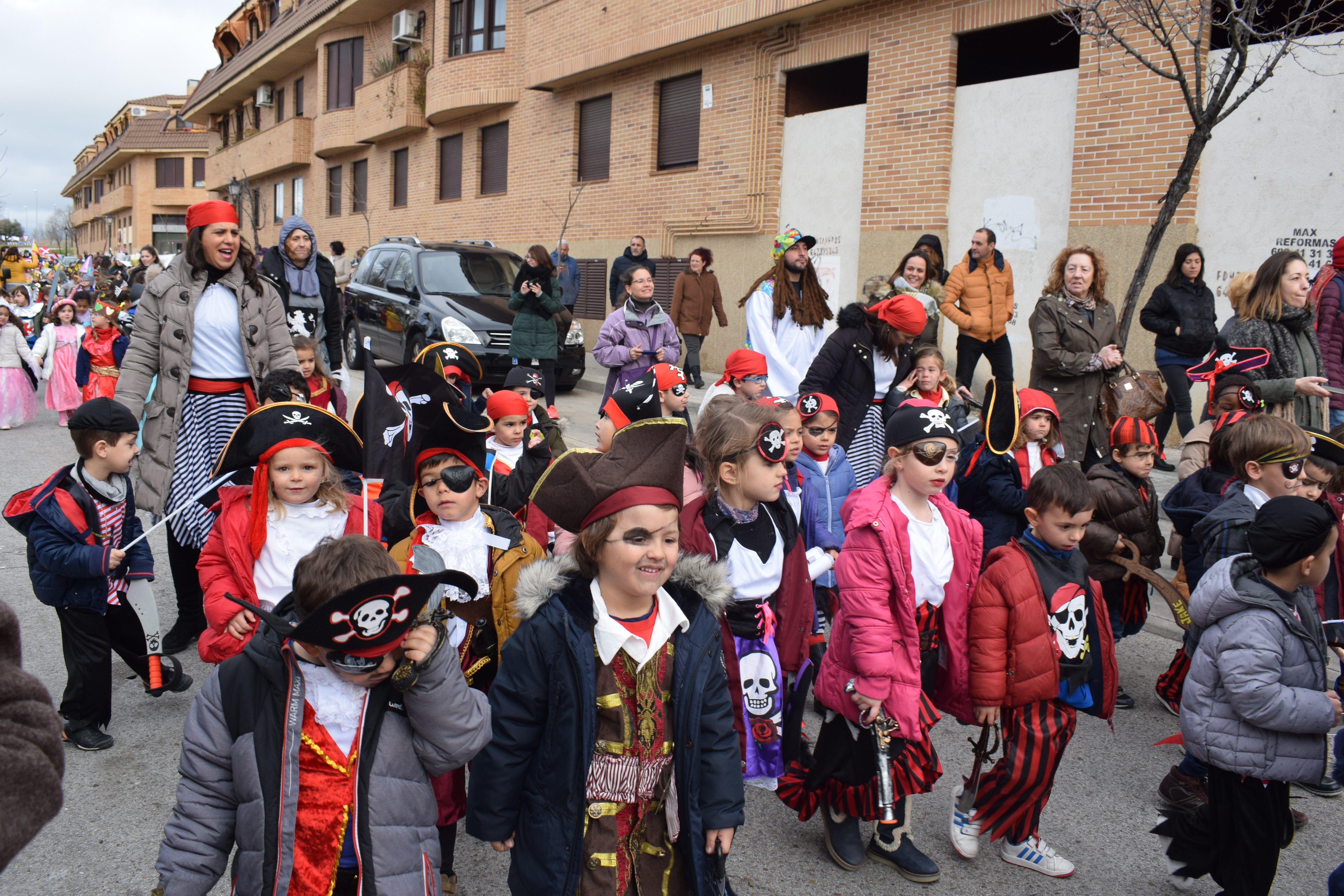 Pasacalles Carnaval 2018  6 45