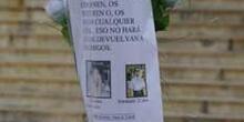 Mensaje de recuerdo a las víctimas de los Atentados del 11-M