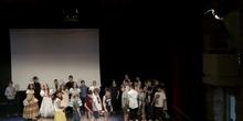 Actuación 4º Ed. Primaria Semana Cultural - Junio 2019 1/3