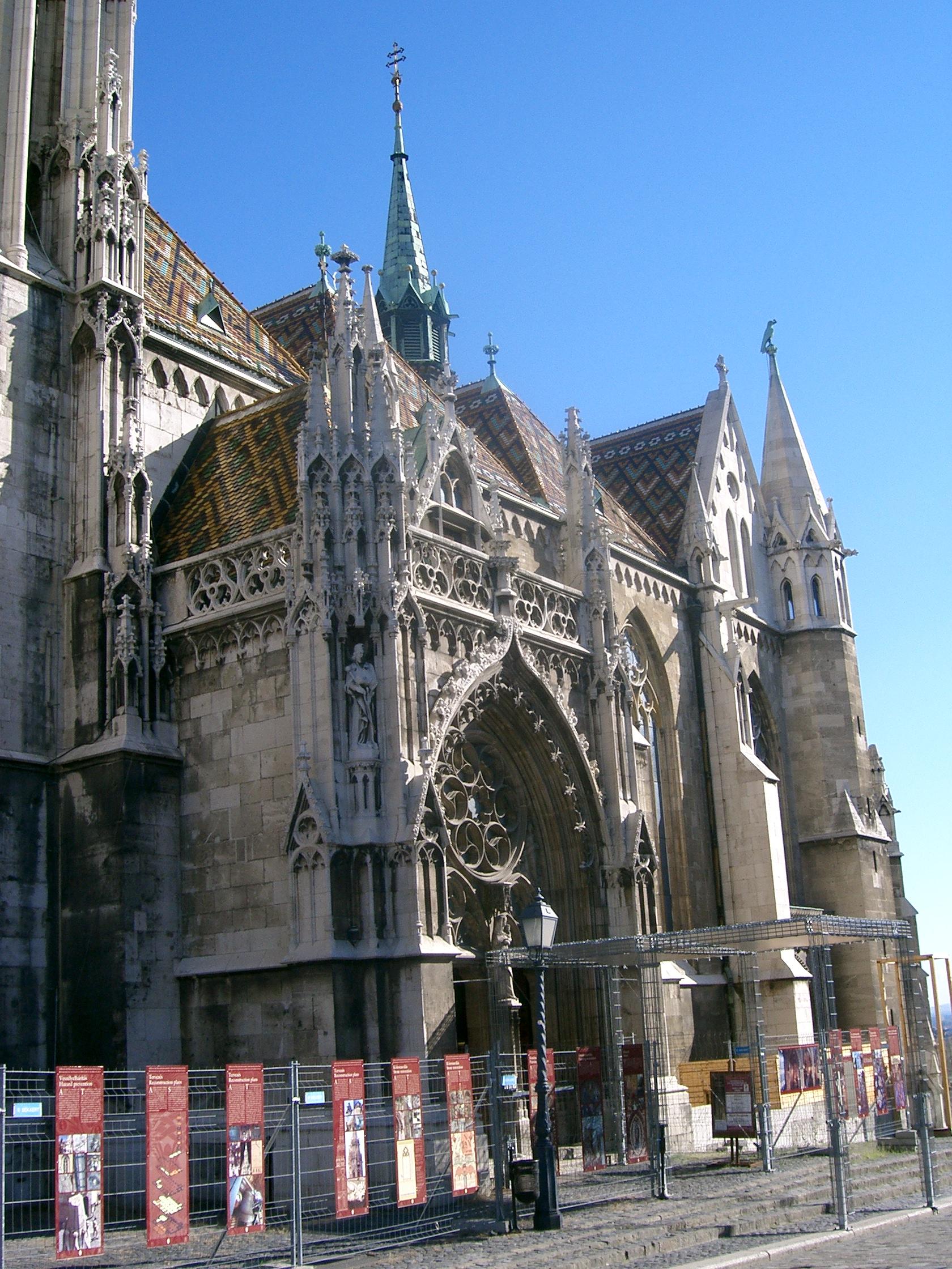 Iglesia de Matías. Budapest