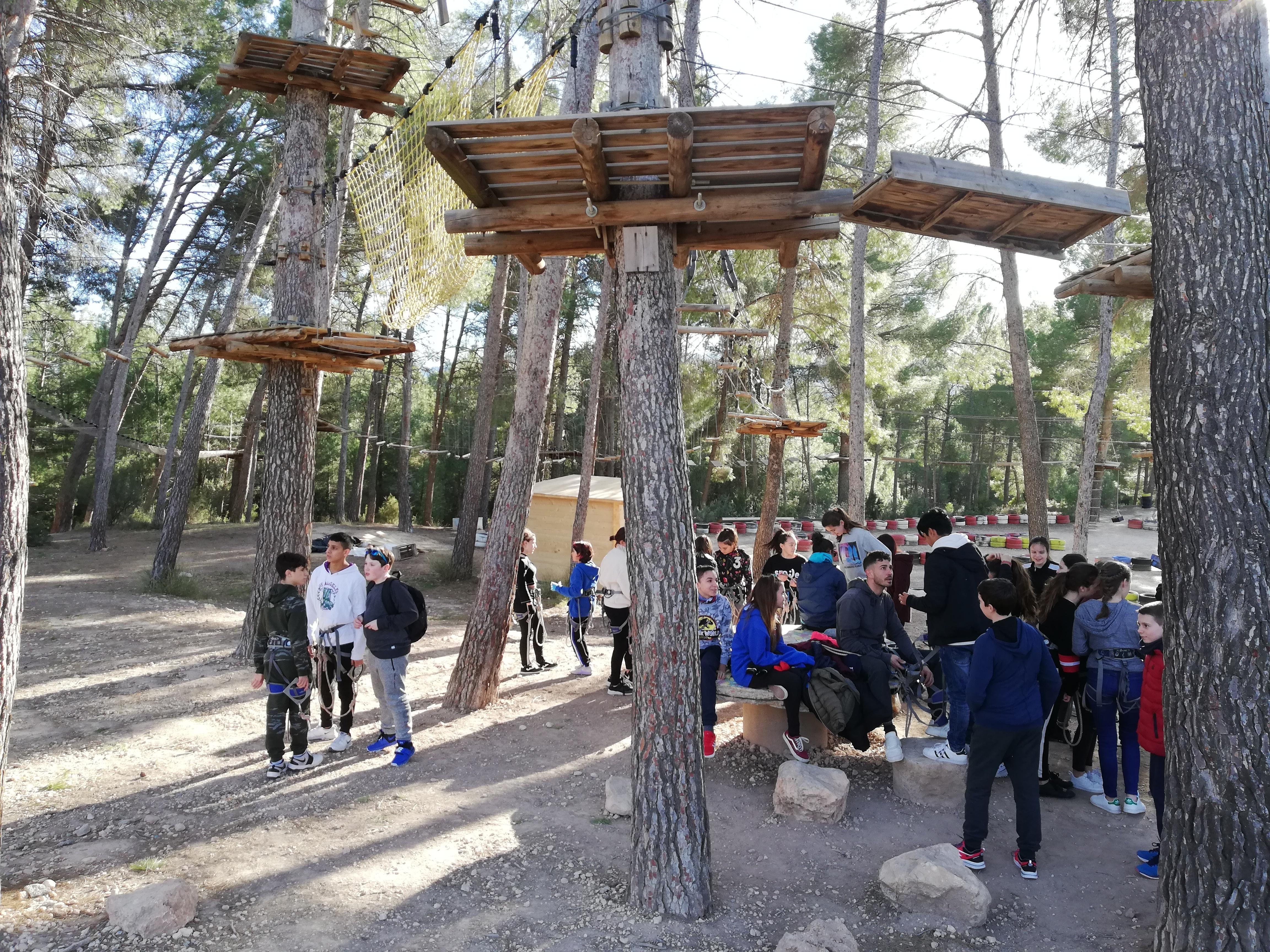 Inglés en Campus Moragete Day 1 11