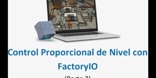 Control Proporcional de nivel con FactoryIO_Parte 2