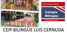 """CONOCE NUESTRO COLEGIO """"CEIP LUIS CERNUDA"""""""