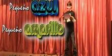 PEQUEÑO AZUL, PEQUEÑO AMARILLO - CEIP Juan Gris de Madrid
