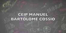 Proyecto Educativo del CEIP Manuel Bartolomé Cossío