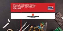 Evaluación del Programa Bilingüe de la Comunidad de Madrid. Presentación.