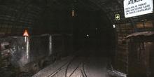 Mina imagen: Vista de la galería, Museo de la Minería y de la In