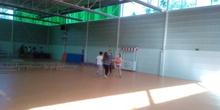 2019_06_11_Sexto B comienza el montaje del escenario para la graduación_CEIP FDLR_Las Rozas 13